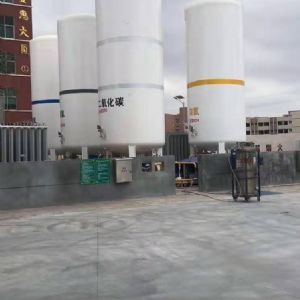 福建锦马登惠气体深冷有限公司工业气体站项目
