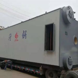 SZS系列燃油(气)锅炉