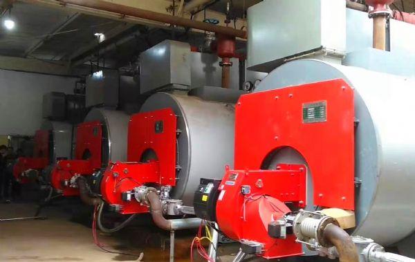 低氮冷凝式燃油(气)蒸汽/热水锅炉