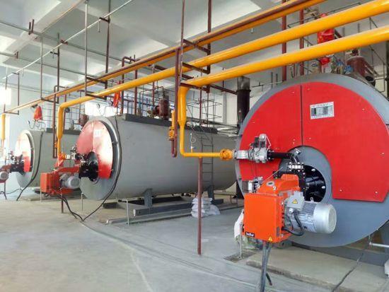 各类工业锅炉、管道安装